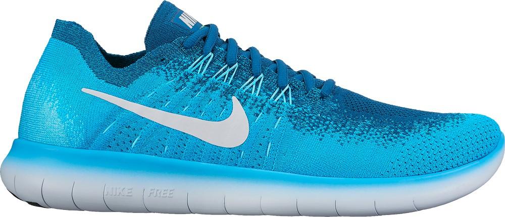 Nike Free Flyknit Blue Lagoon