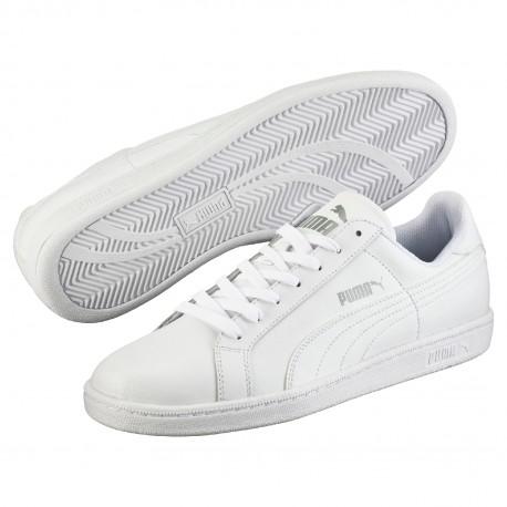 Puma Smash Lea  Bianco