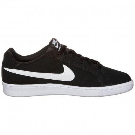 Nike Court royale suede Nero / Bianco
