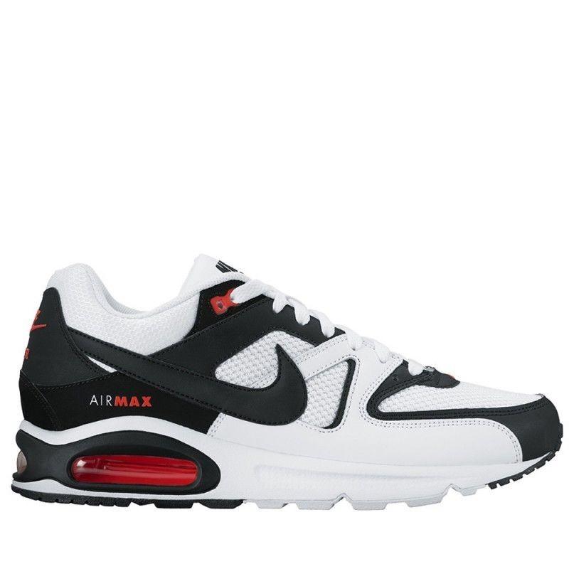 Nike Air Max Command  Bianco/Nero