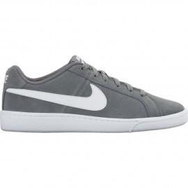 Nike Court royale suede Grigio/Bianco