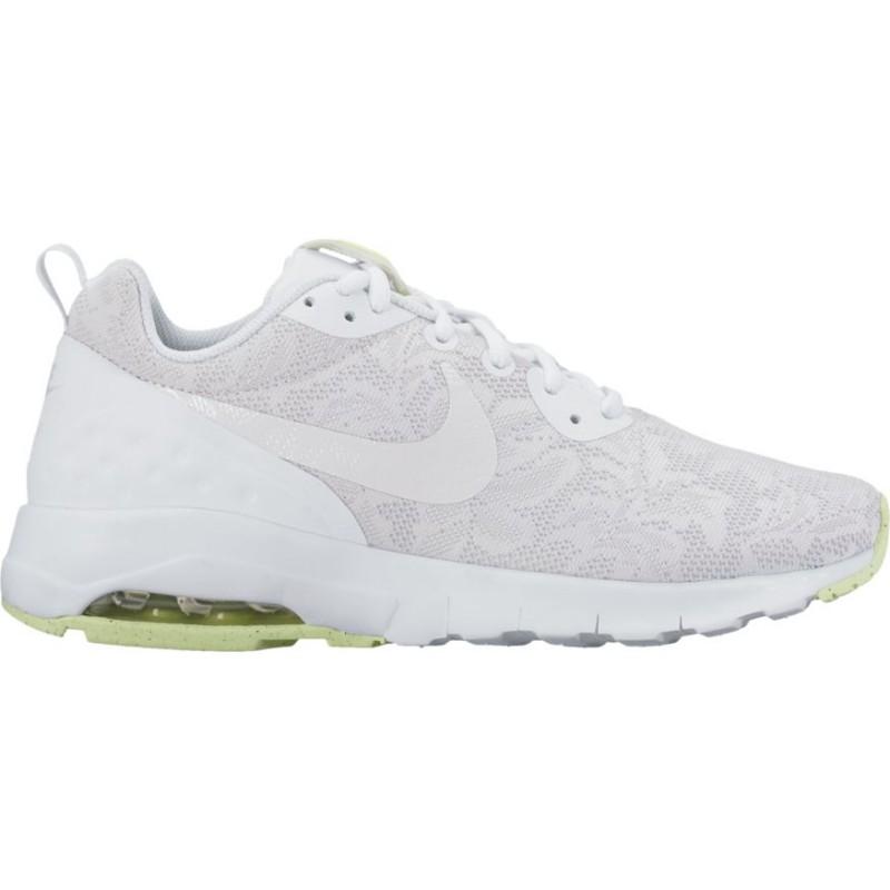 Nike  Air Max Motion Eng  Bianco/Fiori Donna