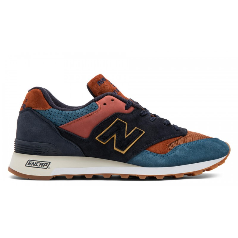 New Balance 577 Yard Pack Mash  Bordo'/Blu