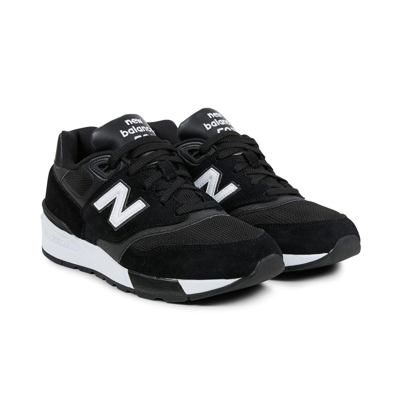 new balance 597 nero