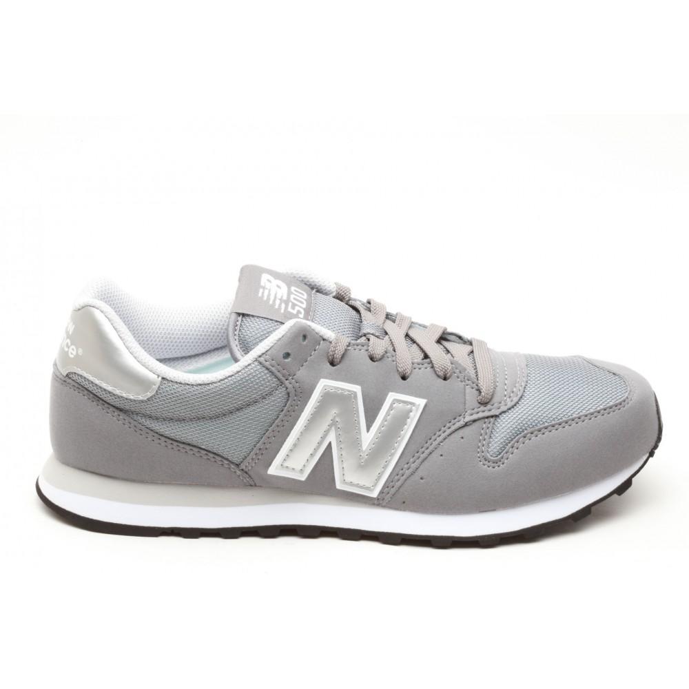 new balance grigio uomo
