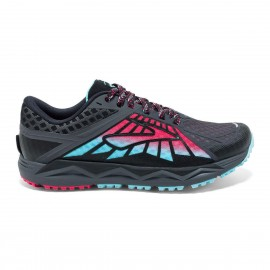 Brooks  Donna Caldera  Anthracite/Azalea