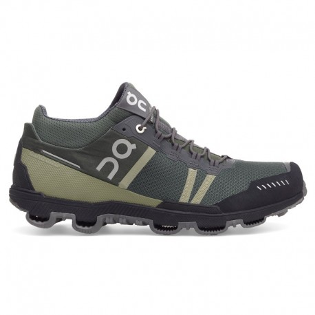 On  Cloudventure Midtop  Forest Grey