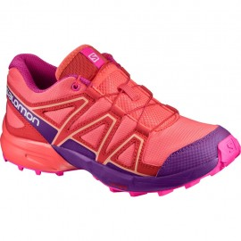 Salomon  Jr Speedcross  Living Coral