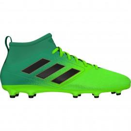 Adidas Ace 17.3 Fg Verde/Nero Junior