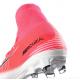 Nike Mercurial Superfly V Fg Grigio/Rosa