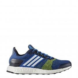Adidas Ultraboost ST Blu/Yellow