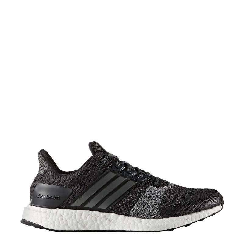 Adidas UltraBoost ST Black/Iron
