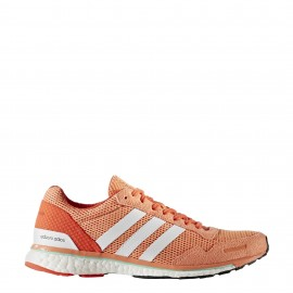 Adidas Adizero  Orange/White Donna