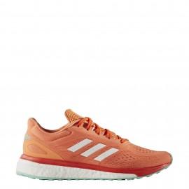 Adidas Response Lt  Orange/White Donna