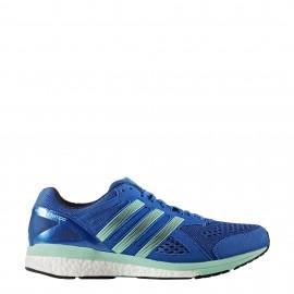 Adidas Adizero Tempo Blu/Green