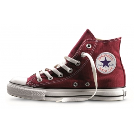 Converse All Star Alte Maroon (Hi Canvas)