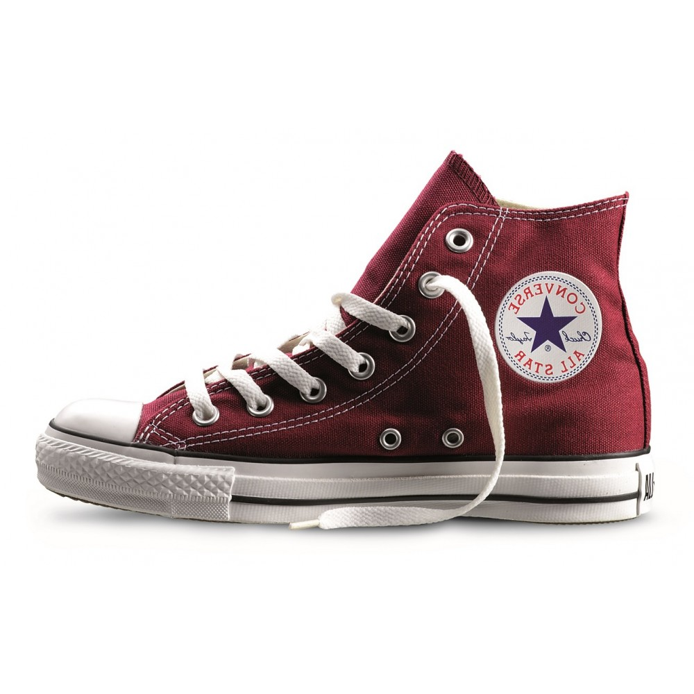 converse all star alte bordeaux
