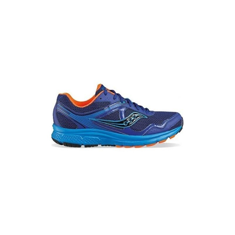 Saucony Cohesion 10 Blue/Orange