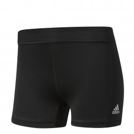 Adidas Shortino Donna Elast Train Nero