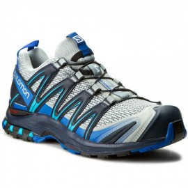 Salomon Scarpa Xa Pro 3d Quarry/Blu