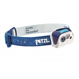 Petzl Lampada Actick 300 Lumen Blu