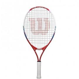 Wilson Racchetta JR US Open Rosso/Blu