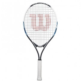 Wilson Racchetta Jr Us Open Antracite/Blu