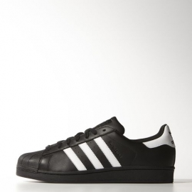 Adidas Superstar Foundation Nero/Bianco