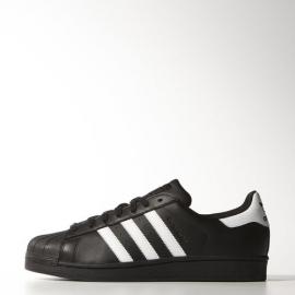 Adidas Superstar Foundation Nero/Bianco