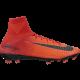 Nike Scarpa Mercurial Superfly V Df Fg Red / white