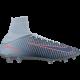 Nike Scarpa Mercurial Veloce III Df Fg Grigio / Nero