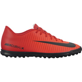 Nike Scarpa Mercurial Vortex III Tf Red / White