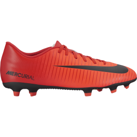 Nike Scarpa Mercurial Vortex III Fg Red / White