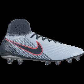 Nike Scarpa Magista Orden II Fg Nero/Bianco