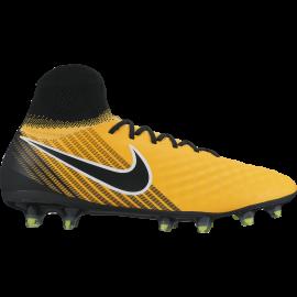 Nike Scarpa Magista Orden II Fg Giallo/Nero
