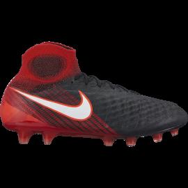 Nike Scarpa Magista Obra II Fg Red/white