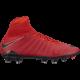 Nike Scarpa Jr Hypervenom Phantom 3 Df Fg Red/Black