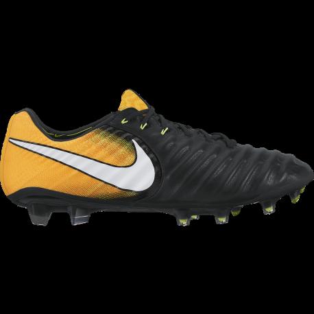 Nike Scarpa Tiempo Legend VII Fg Giallo/Nero