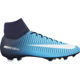 Nike Mercurial Victory VI Df Fg Obsidian/White