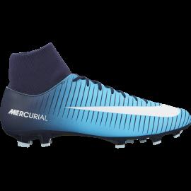 Nike Scarpa Mercurial Victory VI Df Fg Obsidian/White