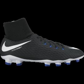 Nike Hypervenom Phelon 3 Df Fg Nero/Bianco
