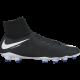 Nike Scarpa Hypervenom Phelon 3 Df Fg Nero/Bianco