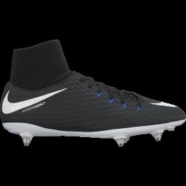 Nike Hypervenom Phelon 3 Df Sg Nero/Bianco