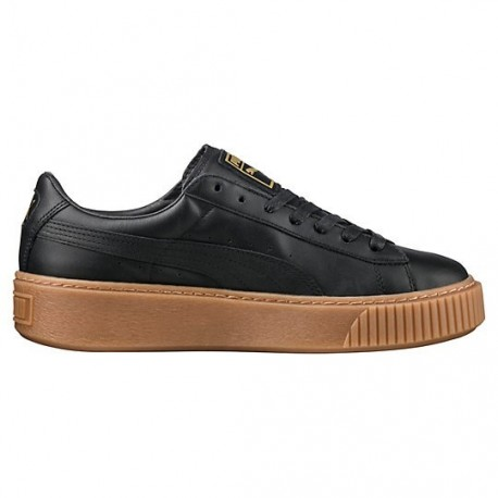 puma basket core nere