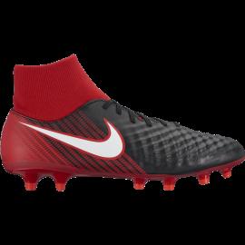 Nike Magista Onda II Df Fg Red/White