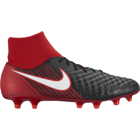 Nike Scarpa Magista Onda II Df Fg Red/White