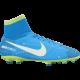 Nike Scarpa Jr Mercurial Vctry 6 Df Njr Fg Azzurro/Bianco