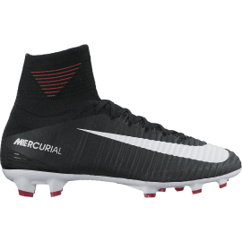 Nike Scarpa Jr Mercurial Superfly V Df Fg Nero/Bianco