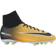 Nike Scarpa JrMercurial VictoryVi Df Fg Giallo/Nero