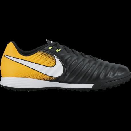 Nike Scarpa Tiempo Ligera IV Tf Giallo/Bianco
